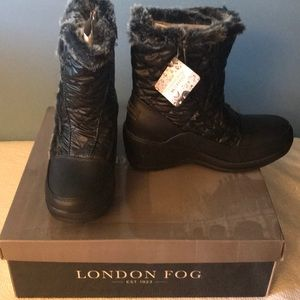 """LONDON FOG """" TOWER """" COLD WEATHER BOOTS"""